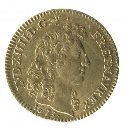 Louis d'Or au Buste Juvénile - Louis XIV