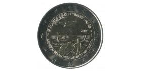 2 Euros Finlande 2021 - Aland