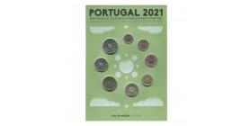 Série FDC Portugal 2021