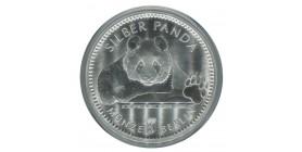 Panda 1 Kilo d'argent 999‰ - Allemagne Argent