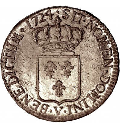 Ecu de France Louis XV