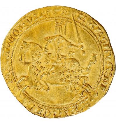 Franc à Cheval - Charles V