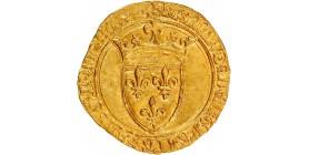 Ecu d'Or - Charles VI