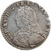 1/10 Ecu aux Lauriers - Louis XV