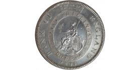 1 Dollar Georges III - Grande Bretagne Argent