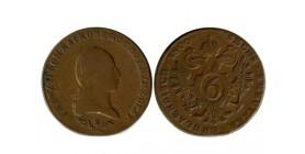 6 Kreuzer Francois II autriche