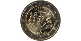2 Euros Commémorative Lituanie 2021 - Dzukija