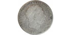 1 Couronne Georges III - Grande Bretagne Argent