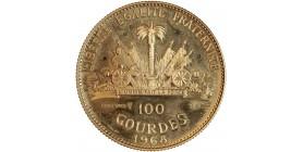 100 Gourdes 10ème Anniversaire de la Révolution - Haïti