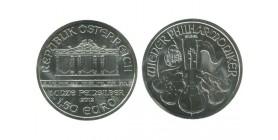 1.5 € Philarmonique Autriche Argent