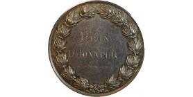 Médaille en Argent Prix d'Honneur Marie Duphil 5 Mars 1885