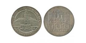100 Schilling Autriche Argent