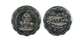 10 Cents Bahamas