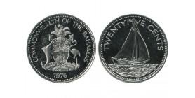 25 Cents Bahamas