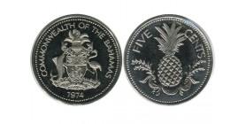 5 Cents Bahamas