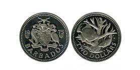 2 Dollars Barbade