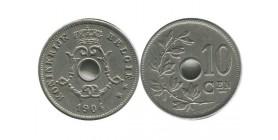 10 Centimes Légende Flamande Belgique