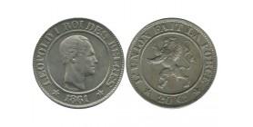 20 Centimes Leopold Ier Légende Française Belgique