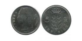 5 Francs Légende Flamande Belgique