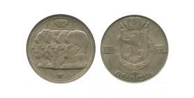 100 Francs Légende Française Belgique Argent