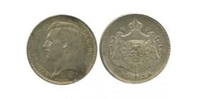 20 Francs Albert Ier Légende Flamande Belgique Argent