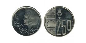 250 Francs Belgique Argent