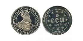 5 Ecus Charles Quint Belgique Argent
