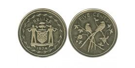 5 Cents Bélize