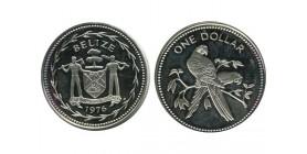 1 Dollar Bélize Argent