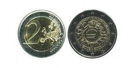 2 Euros 10ème Anniversaire Allemagne