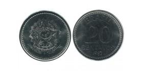 20 Centavos Brésil