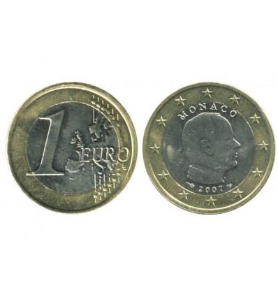 1 Euro Albert Monaco