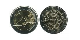 2 Euros 10ème Anniversaire Autriche