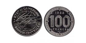 100 Francs Cameroun - Etat du Cameroun