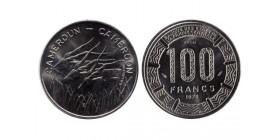100 Francs Cameroun - République du Cameroun