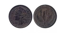 1 Franc Cameroun - Territoire sous Mandat