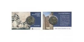 2 euro coincard Ggantija malte