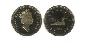 1 Dollar Elisabeth II Canada