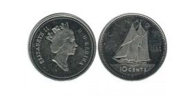 10 Cents Elisabeth II Canada