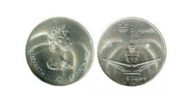 5 Dollars J. O. de Montreal Canada Argent