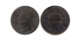 5 Centimes Charles X Colonies Générales