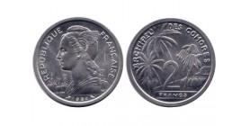 2 Francs Comores