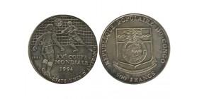 500 Francs Congo Argent