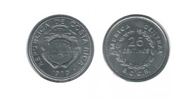 25 Centimes Costa Rica