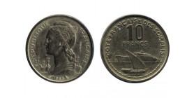10 Francs Côte Française des Somalis