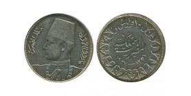 10 Piastres Egypte Argent