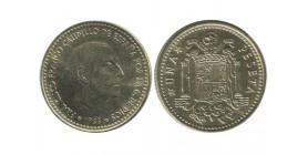1 Peseta Franco Espagne