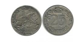 25 Centimes Espagne