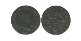 4 Maravedis Isabelle II Espagne