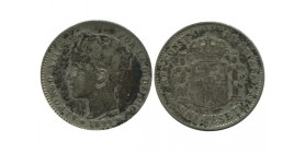 1 Peseta Alphonse XIII Espagne Argent